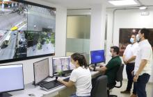 El tráfico vehicular en Montería será coordinado a través de cámaras