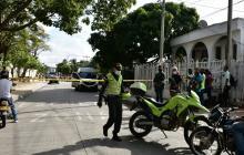 Hombre es asesinado a bala en el barrio Rebolo