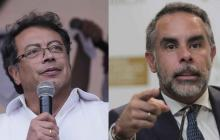 """Bienvenido Benedetti"": Petro al senador barranquillero"