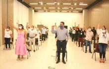 Firman pacto para mejorar prestación de servicios de salud en Sincelejo