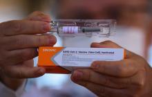 Estudios de la vacuna china contra la Covid llegan a la fase final en Brasil