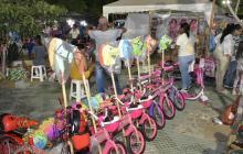 Comerciantes esperan buenas ventas en la Feria de los Juguetes