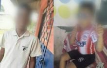 Dos menores se ahogaron en un arroyo en Candelaria