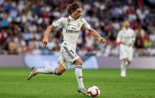"""""""Claro que quiero seguir en el Madrid"""": Modric"""