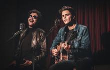 Después del Grammy, llega 'Si te vas' de Andrés Cepeda y Alejandro Santamaría