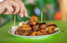 En video   Con el Festival del Chicharrón se reactiva la ruta gastronómica
