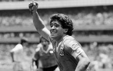 Diego Maradona le dio a Argentina su segundo campeonato mundial.