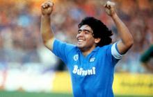El argentino llegó al Napoli y colocó al equipo en el plano internacional.