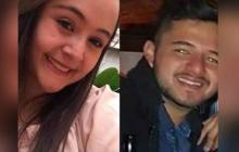 Ximena Quijano Hernández, de 25 años, y José Antonio Parada Cerpa, de 22 años.