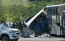 Conmoción en Brasil por la muerte de 41 personas en un accidente de tráfico