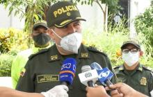 Policía incrementará presencia en torno a lideresa amenazada en Córdoba