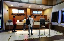 Grupo Gevi de Montería verifica protocolos biosanitarios en salas de cine