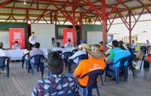 Socializan convenio para estudios y diseños del acueducto de la CGSM