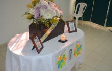 Fiscalía reconoce y entrega unos restos en San Marcos, Sucre