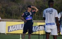 """""""La clave está en pasar el menor tiempo en la altura"""": Cáceres, PF del Junior"""
