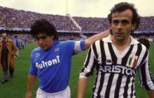 """Exjugador afirmó que """"Maradona estaría vivo si hubiese jugado en Juventus"""""""