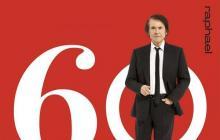 En video |  Raphael presenta 6.0, disco con el celebra 60 años en la música