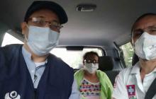 Secuestradores liberan a la madre del excongresista Luis Emilio Tovar Bello