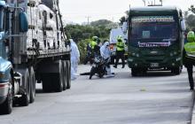 Racha de accidentes en el Atlántico: tres fallecidos