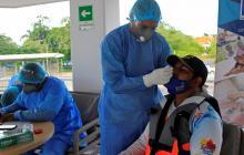 Covid-19 en el Atlántico: reportan 269 nuevos contagios y cuatro fallecidos