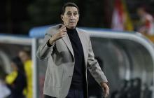 Alexandre Guimaraes fue presentado como nuevo director técnico de Nacional