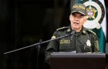 Director de la Policía rinde indagatoria en la Fiscalía