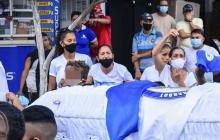 Adiós a niño de 10 años asesinado por extorsionistas