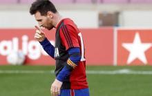 El argentino no fue convocado para el próximo partido del Barcelona.