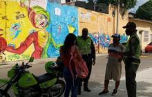 """""""Es mejor no salir"""": Alcaldía sobre toque de queda y ley seca en 11 barrios"""