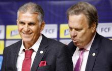 """""""Empezamos de cero la búsqueda del nuevo entrenador"""": Jesurun"""