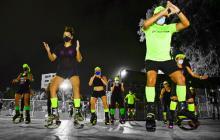 Kangoo Jumps: ejercicios divertidos para estar en forma