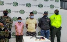 Capturaron a alias 'Reserva' y  'La Chiqui' de Los Pachenca