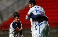 """""""Nunca pensé que se nos iba la clasificación"""": Luis Amaranto Perea"""