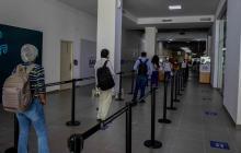 Juez se sostuvo en exigencia de pruebas PCR a viajeros