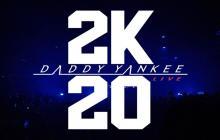 """Daddy Yankee lleva '2K20', """"el mejor show de la historia"""" hasta sus casas"""