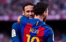 """""""Lo que más quiero es volver a jugar con Messi"""": Neymar"""