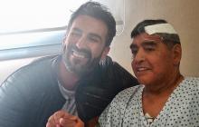 """Médico de Maradona fue eximido de prisión por """"homicidio culposo"""""""