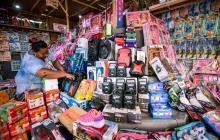 La feria de juguetes en Barranquilla abre sus puertas