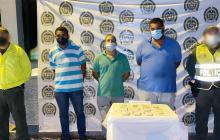 Capturan a 3 tras fingir asalto en el que les robaron $30 millones