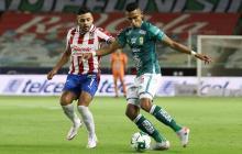William Tesillo disputará la final en la Liga de México