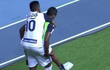 'Cariaco' González sufre fractura y Teo una lesión muscular