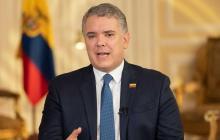 No se diferencia que venga de Madrid, Cundinamarca o España: Duque sobre PCR