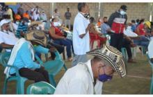 En un mismo escenario, la Mesa Nacional de Tierras, se reunieron ganaderos y campesinos del sur de Sucre.