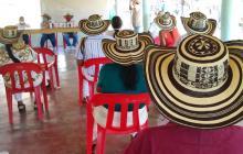 Indígenas de Sampués eligieron a sus nuevas autoridades