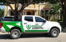 En video | Así operan las patrullas ambientales en Barranquilla