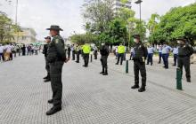 Alrededor de 4 mil policías integran el Plan Navidad en Córdoba