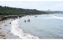 Este festivo habrá control de aforo en playas de Puerto Colombia