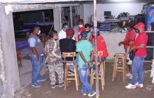 Noche de Velitas en Cartagena: dos muertos