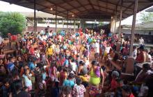 Alerta en Chocó por desplazamiento masivo