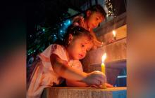 Cero quemados en la noche de Velitas en Riohacha